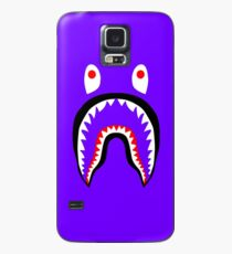 purple bape Case/Skin for Samsung Galaxy