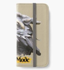 COOL BEAST MODE FUNNY QUOTE DRAGON FANTASY iPhone Wallet/Case/Skin