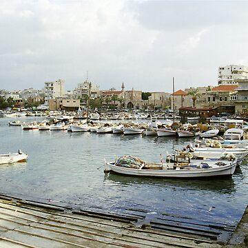Sour, Lebanon by ckonsol