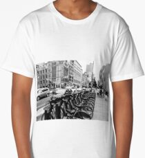 Melbourne cycles Long T-Shirt