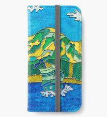 SAILING'S A BREEZE - OCEAN ART iPhone Wallet/Case/Skin