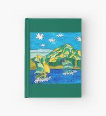 SAILING'S A BREEZE - OCEAN ART Hardcover Journal