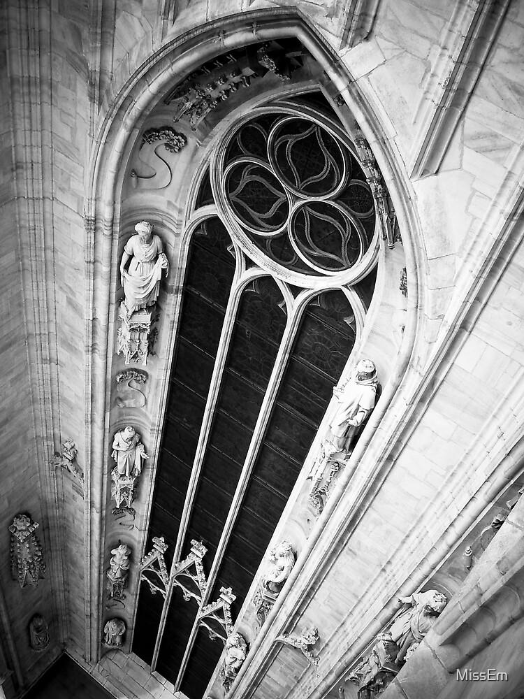 Milan Cathedral by MissEm