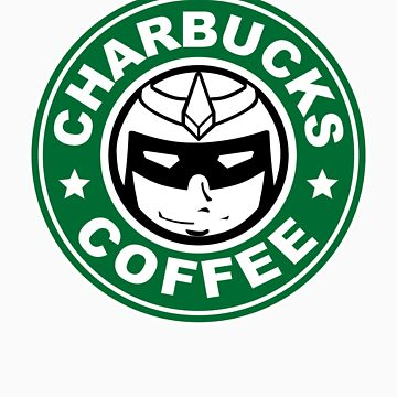 Charbucks Logo by damongear
