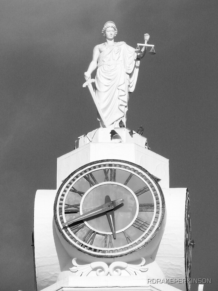 LADY JUSTICE by RDRAKEPERKINSON