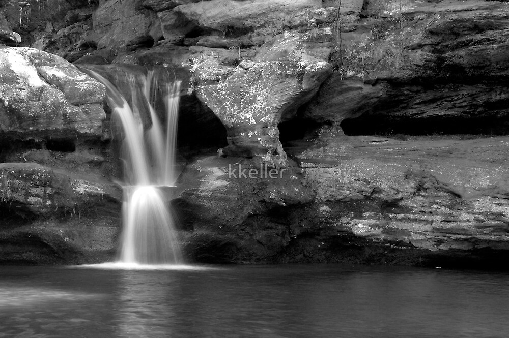 Water Fall by kkeller