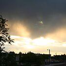 Look up in the sky, It's a........... by gcadena
