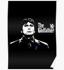 Antonio Conte - The Godfather  Poster