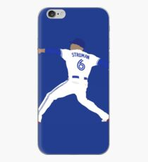 Stroman iPhone Case