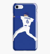 Stroman iPhone Case/Skin
