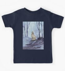 From silvery woods there comes a call - Log cabin décor  Kids Clothes