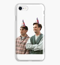 joey chandler party iPhone Case/Skin