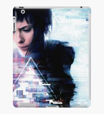 Ghost in the shell  iPad Case/Skin