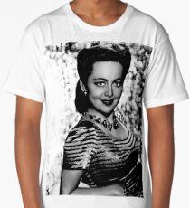 olivia de havilland Long T-Shirt