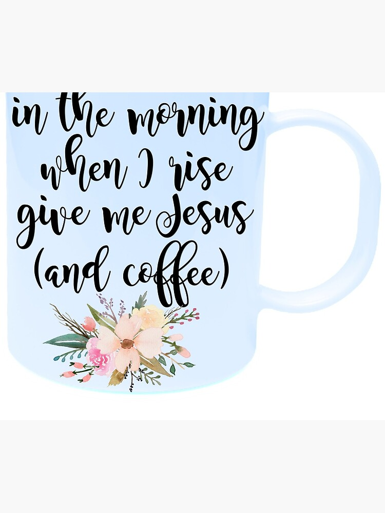jesus and coffee by dancingmandy96