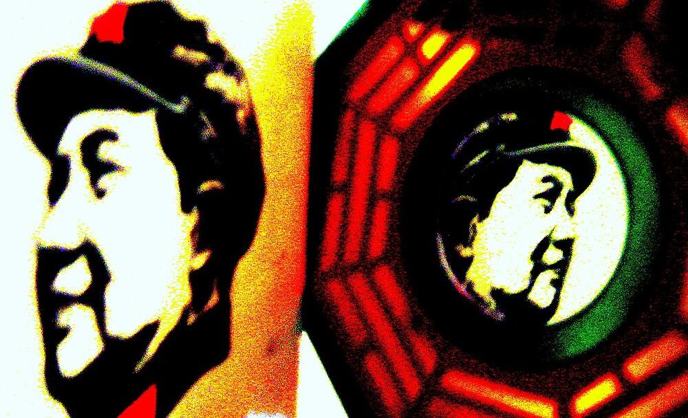 Mao's Ba Gua by Katewah