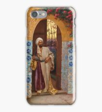 Rudolph Ernst , Outside the Palace iPhone Case/Skin