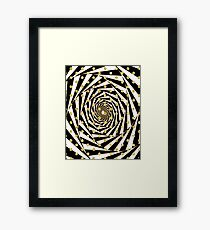 Infinie Passion Framed Print