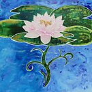 The Water Lily by Jacqueline Eden