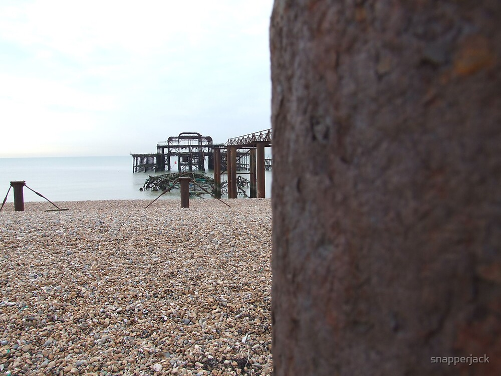 Brighton Pier by snapperjack