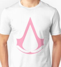 Assassins Creed Logo - [PINK] T-Shirt