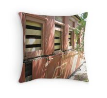 Miscarriage of Justice Throw Pillow