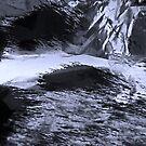 Winter in mountains by Bluesrose