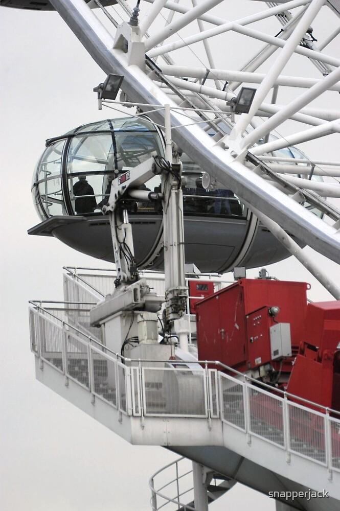 The London Eye by snapperjack