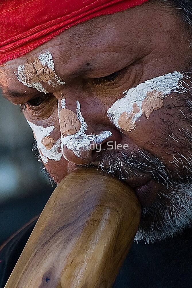 Didgeridoo by Wendy  Slee