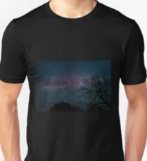 Look Outside and Look Up Unisex T-Shirt