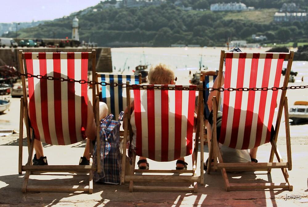 Deckchairs by jones