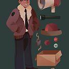 Stevenbomb Starter Pack - Doug by Anushbanush