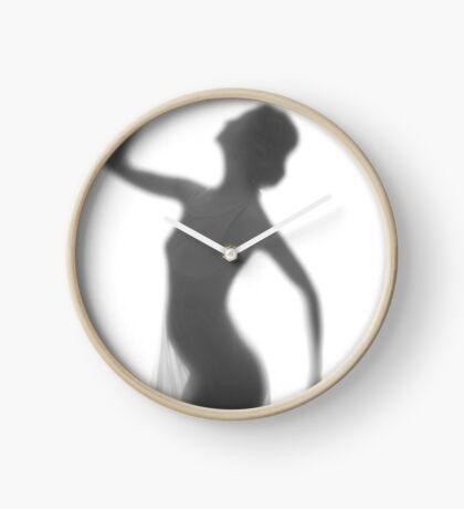 Backlit Clock
