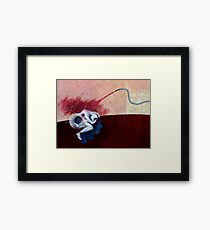 Human condition. Framed Print