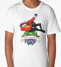 TRY AGAIN Long T-Shirt