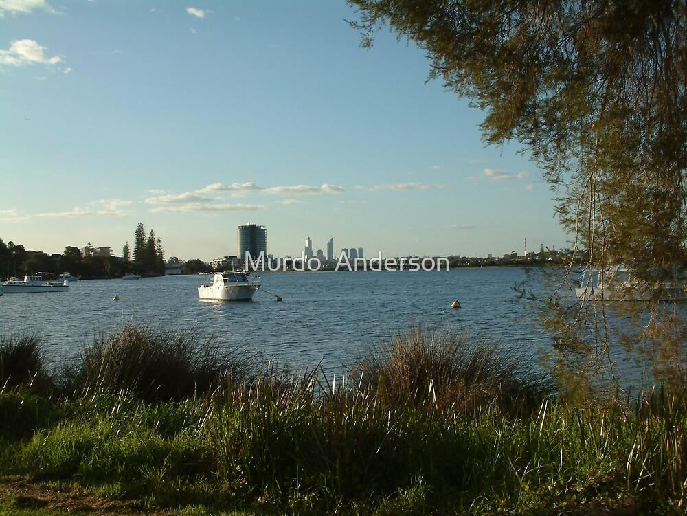 Perth by Murdo  Anderson