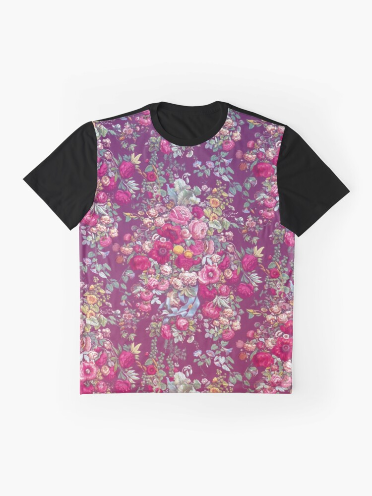 Alternative Ansicht von & quot; Bouquety & quot; Grafik T-Shirt