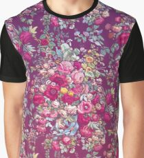 """""""Bouquety"""" Graphic T-Shirt"""