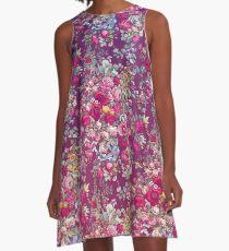"""Bouquety"" A-Line Dress"