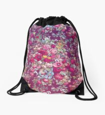 """Bouquety"" Drawstring Bag"