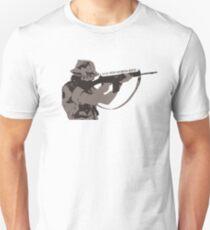 BRITISH L1A1 SLR Unisex T-Shirt