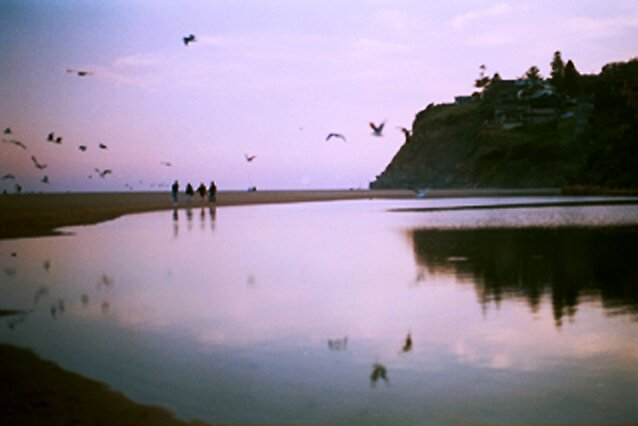 The Lagoon by intheflesh