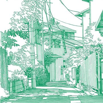Manga background 01 by sonorosan