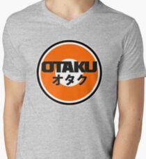otaku Men's V-Neck T-Shirt