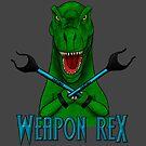 Weapon Rex by Dextra Hoffman