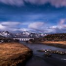 Hot Creek Bridge by Cat Connor