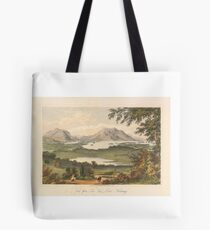 Stark Brothers,  16 Lower Sackville Street, Dublin, lithographs of Dublin, Killarney in Kerry 5 Tote Bag