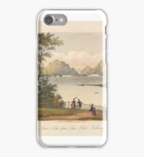 Stark Brothers,  16 Lower Sackville Street, Dublin, lithographs of Dublin, Killarney in Kerry 7 iPhone Case/Skin
