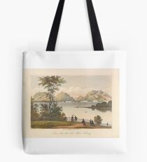 Stark Brothers,  16 Lower Sackville Street, Dublin, lithographs of Dublin, Killarney in Kerry 7 Tote Bag