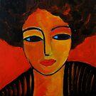 Latin Lady by nelly  van nieuwenhuijzen